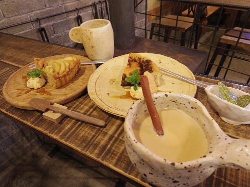 自家製天然酵母パンとケーキの『樸木(あらき)』@安堵町