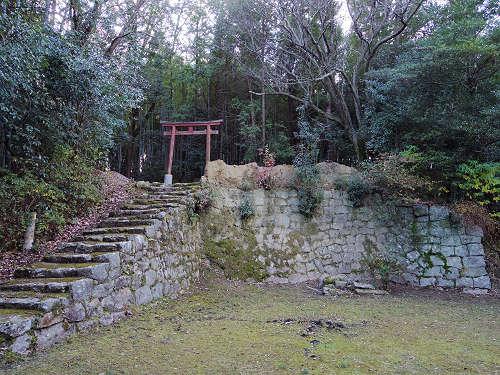 石床神社・消渇神社@平群町-18