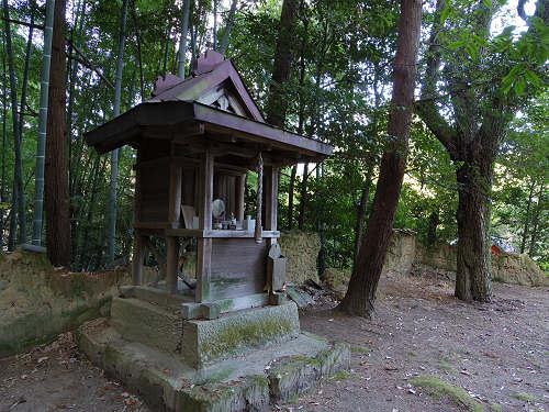 石床神社・消渇神社@平群町-19