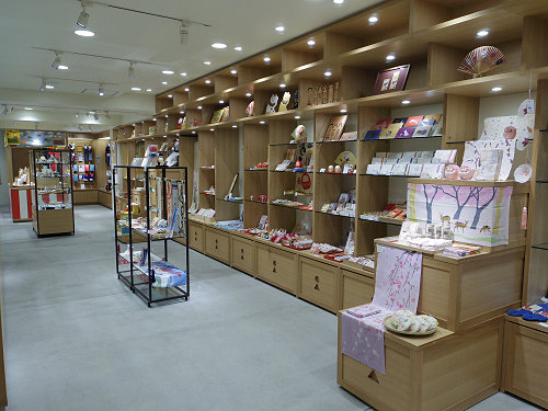 中川政七商店の新ブランド『日本市 奈良三条店』@奈良市-02