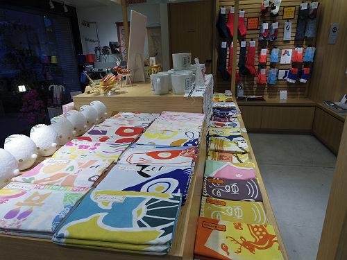 中川政七商店の新ブランド『日本市 奈良三条店』@奈良市-05