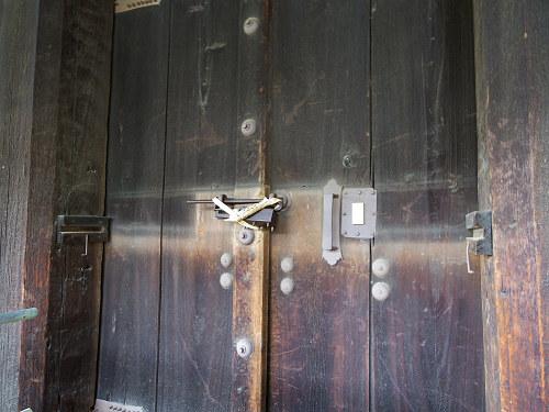 正倉院正倉整備工事現場公開(第5回)-10