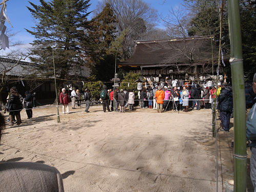 砂かけ祭り@廣瀬大社(河合町)-06