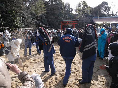 砂かけ祭り@廣瀬大社(河合町)-08
