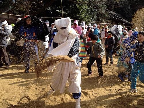 砂かけ祭り@廣瀬大社(河合町)-14