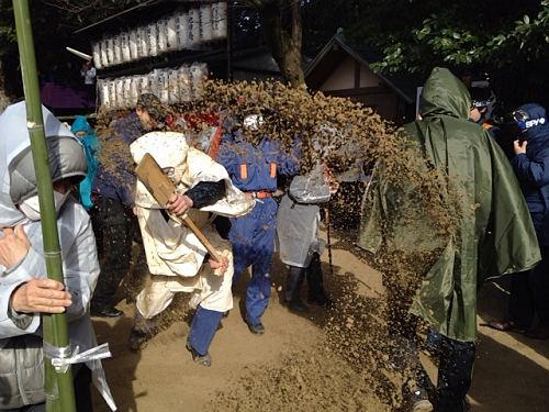 砂かけ祭り@廣瀬大社(河合町)-19