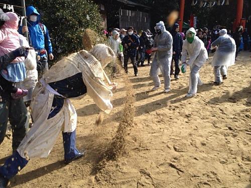 砂かけ祭り@廣瀬大社(河合町)-20