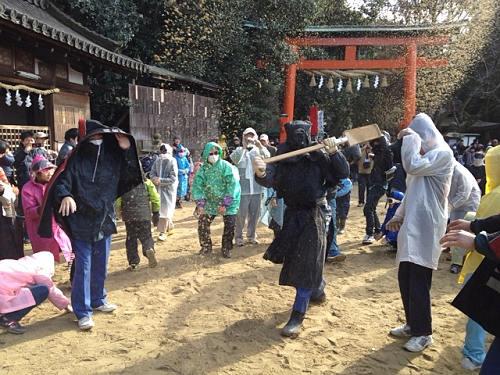 砂かけ祭り@廣瀬大社(河合町)-21