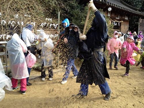 砂かけ祭り@廣瀬大社(河合町)-22
