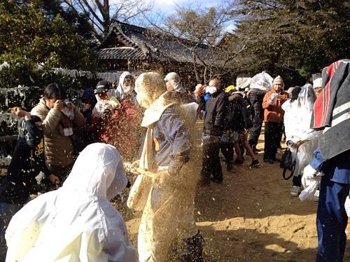 砂かけ祭り@廣瀬大社(河合町)-23