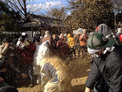 砂かけ祭り@廣瀬大社(河合町)-24