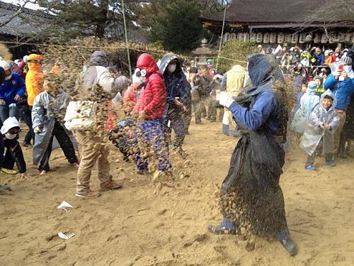 砂かけ祭り@廣瀬大社(河合町)-26