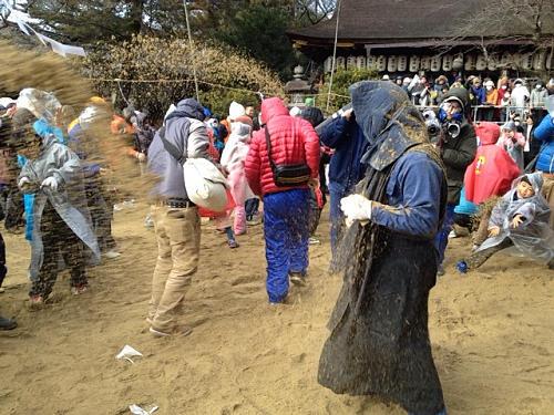 砂かけ祭り@廣瀬大社(河合町)-27