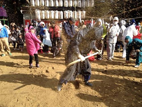 砂かけ祭り@廣瀬大社(河合町)-30