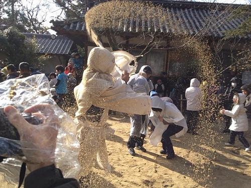 砂かけ祭り@廣瀬大社(河合町)-31