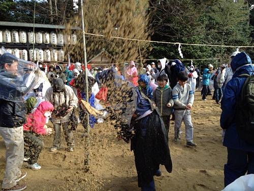 砂かけ祭り@廣瀬大社(河合町)-32