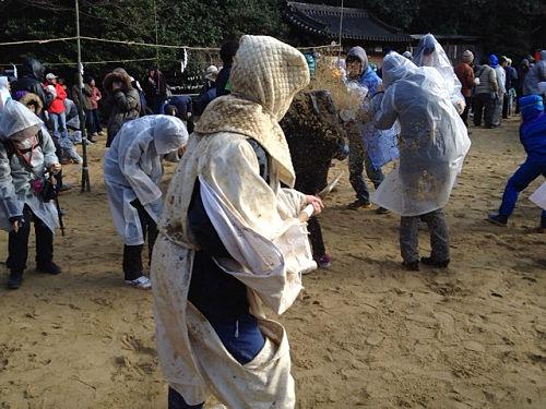 砂かけ祭り@廣瀬大社(河合町)-33