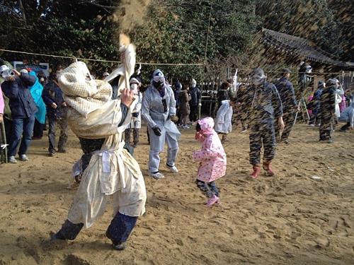 砂かけ祭り@廣瀬大社(河合町)-35