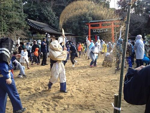 砂かけ祭り@廣瀬大社(河合町)-36