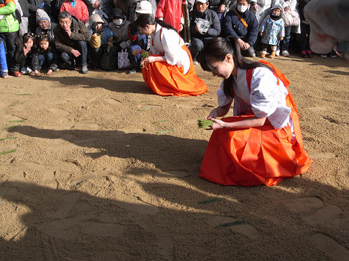 砂かけ祭り@廣瀬大社(河合町)-38