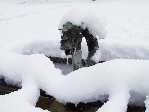 當麻寺の雪景色(西南院)-06