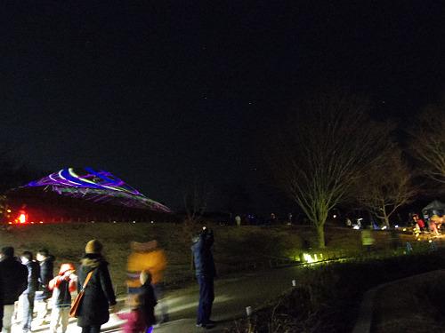360°プロジェクションマッピング IN 高松塚古墳-05