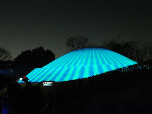 360°プロジェクションマッピング IN 高松塚古墳-06