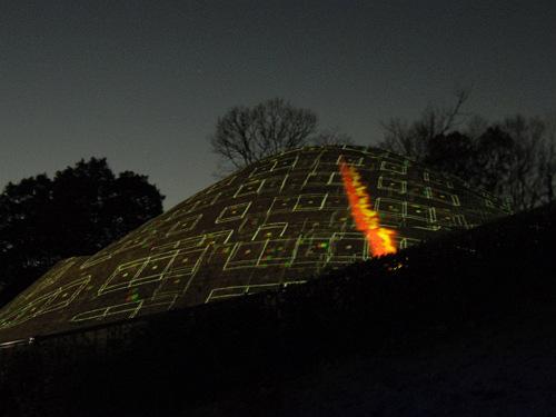 360°プロジェクションマッピング IN 高松塚古墳-07