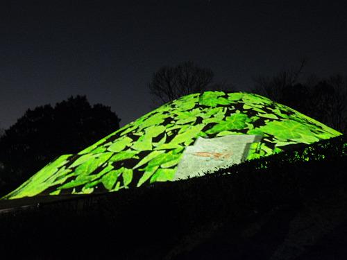 360°プロジェクションマッピング IN 高松塚古墳-08