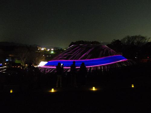 360°プロジェクションマッピング IN 高松塚古墳-18