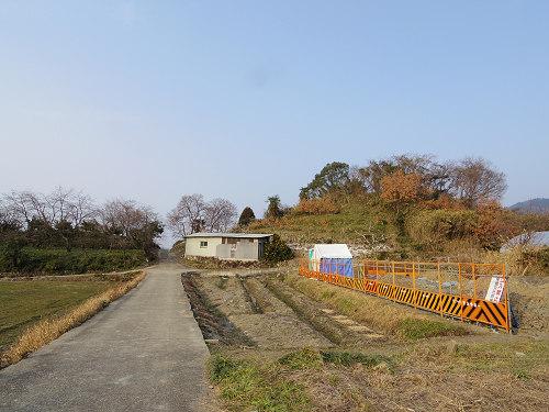 『ヒエ塚古墳』調査現場@天理市-09