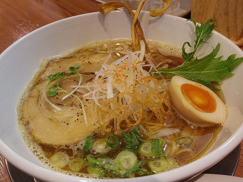 ラーメン『ふじ門製麺』@奈良市-06