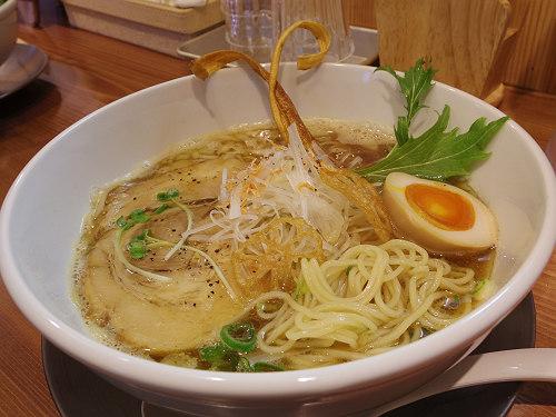 ラーメン『ふじ門製麺』@奈良市-07