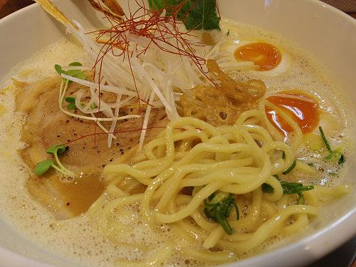 ラーメン『ふじ門製麺』@奈良市-09