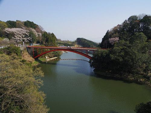 登録有形文化財『開運橋』@信貴山-07