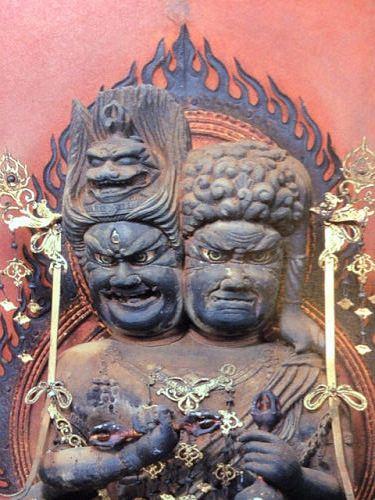 特別展『山の神仏-吉野・熊野・高野』@大阪市立美術館-09