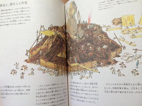加古里子『ならの大仏さま』-04