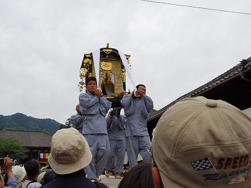 2014年 聖衆来迎練供養会式@當麻寺(葛城市)-04