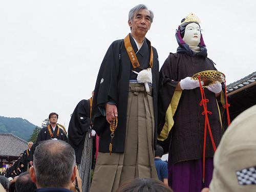 2014年 聖衆来迎練供養会式@當麻寺(葛城市)-07