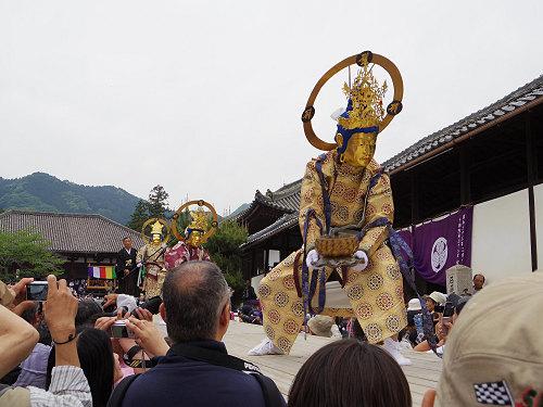 2014年 聖衆来迎練供養会式@當麻寺(葛城市)-10