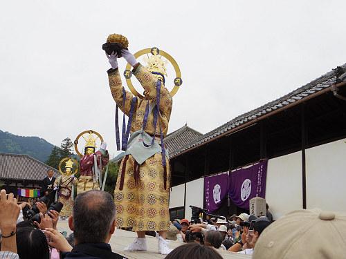 2014年 聖衆来迎練供養会式@當麻寺(葛城市)-11