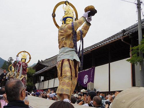 2014年 聖衆来迎練供養会式@當麻寺(葛城市)-12
