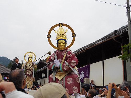2014年 聖衆来迎練供養会式@當麻寺(葛城市)-14