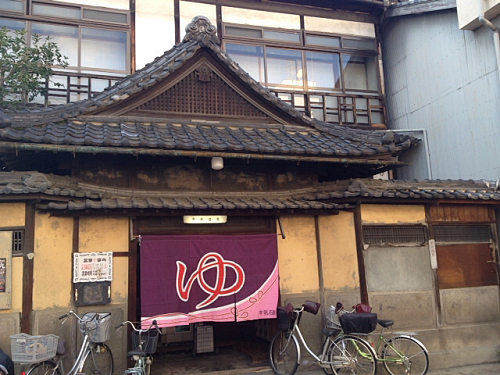 歴史ある商業の町の古民家など@大和高田市てくてく歩き