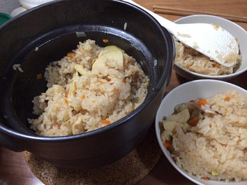 買って良かったもの「炊飯用土鍋」-03