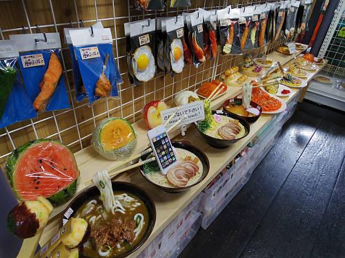 リアル食品サンプルと雑貨のお店『森野サンプル』@奈良市