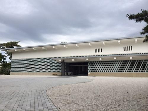 東洋古美術メインの美しい美術館『大和文華館』@奈良市
