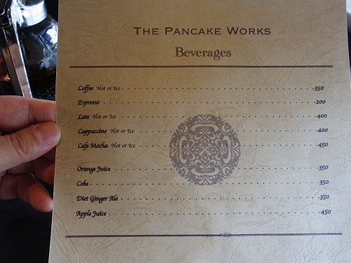 The Pancake Works(ザ・パンケーキ・ワークス)@田原本町-06