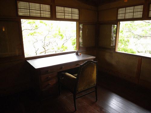志賀直哉旧居(奈良学園セミナーハウス)-05