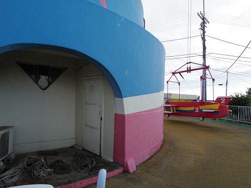 大型遊具『飛行塔』@生駒山上遊園地-07